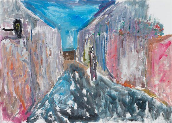 2016 Старец Elder Акрил / Acrylic 76/56 cm